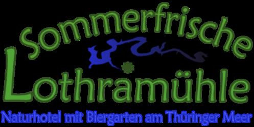 Sommerfrische Lothramühle